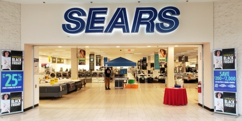 Free $10 Off $10+ Sears In-Store Purchase Coupon (Text Offer)