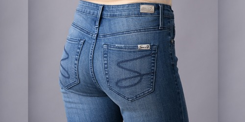 Seven7 Women's Jeans Only $16.99 at Zulily (Regularly $89) | Includes Plus Sizes