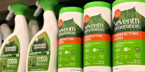 New $1.25/1 Seventh Generation Printable Coupon