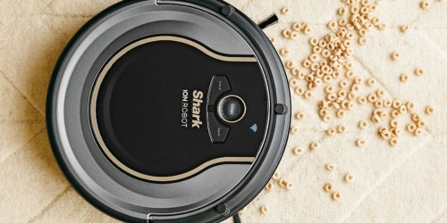 Refurbished Shark ION Robot Vacuum w/ WiFi & Voice Control Only $99.99 on Woot!