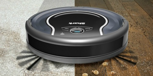 Shark ION Robot Vacuum w/ Wi-Fi Connectivity Only $152.99 Shipped + Earn $45 Kohl's Cash
