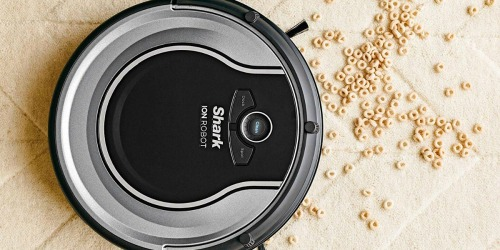 Factory Reconditioned Shark ION Robot Vacuum w/ WiFi & Voice Control Just $99.99 on Woot!