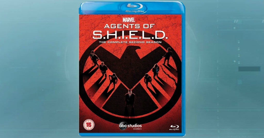 Shield Bluray