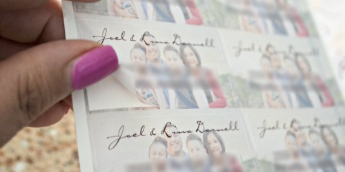 FIVE Sets of Shutterfly Address Labels ONLY $4.99 Shipped | Great to Use for Gift Tags