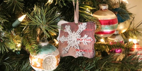 5 FREE Shutterfly Personalized Photo Gifts   Ornament, Mug, Phone Case & More (Just Pay Shipping)