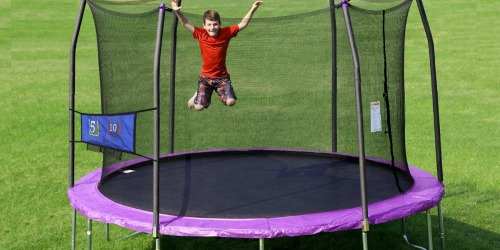 Skywalker Trampoline w/ Enclosure as Low as $149.99 Shipped at Target | Great Reviews