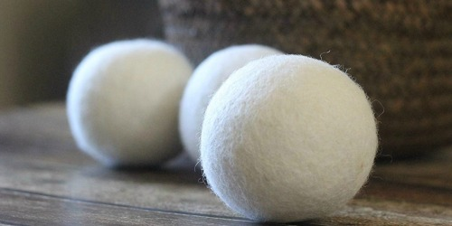 Smart Sheep Wool Dryer Balls 6-Count Only $10 at Amazon | Awesome Reviews