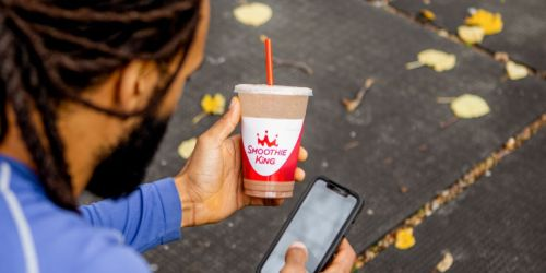 FREE Smoothie King Smoothie – Today from 2PM to 6PM
