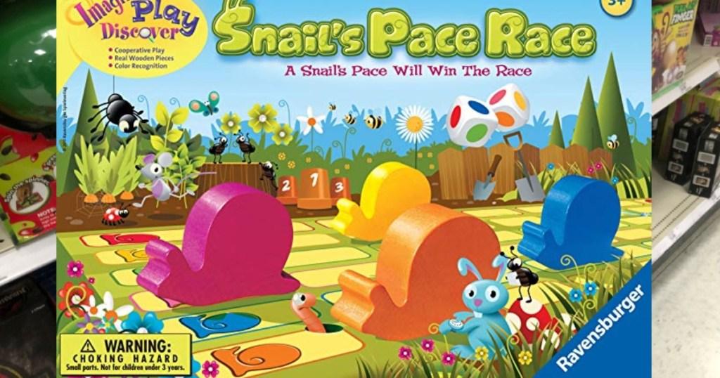 Snails Pace Race