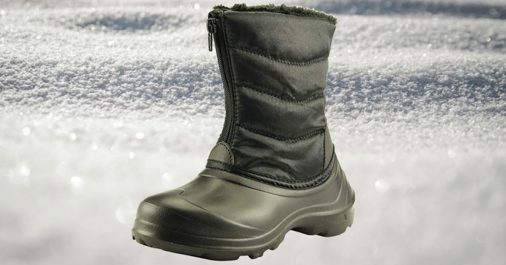 Snow Boots at Zulily