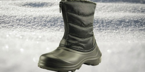Kids Snow Boots & Parkas Only $9.99 at Zulily