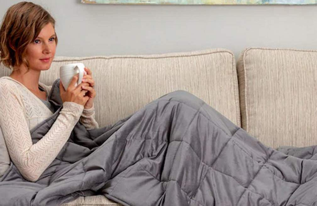 Snuggle Me Weighted Blanket