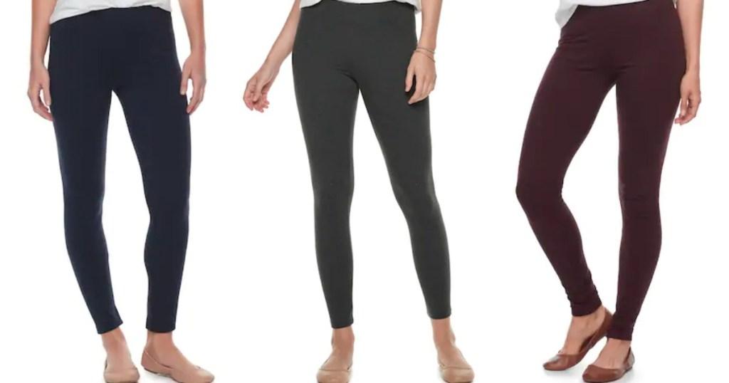 Sonoma Women's Leggings