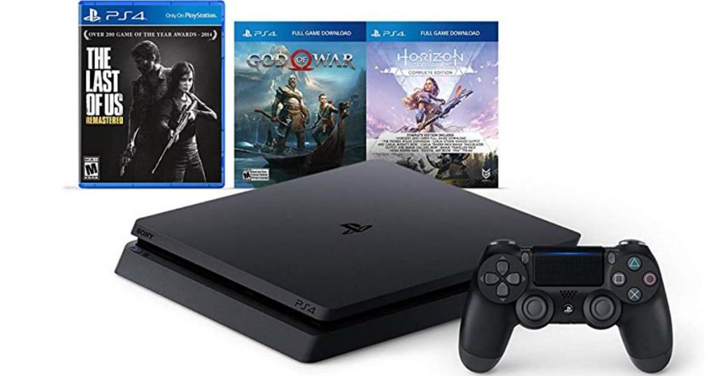 Sony PlayStation 4 1TB Only On PlayStation Bundle
