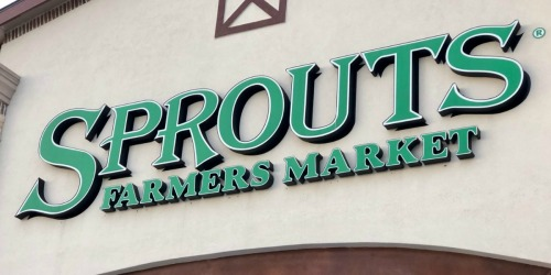 Sprouts Farmers Market Shoppers: $100 Gift Card Only $89.99