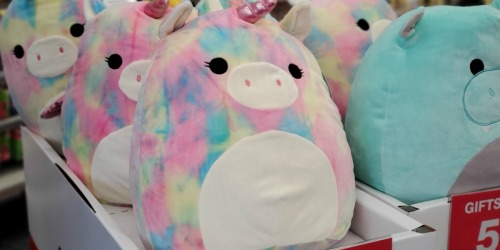 Squishmallow BIG 16″ Plush Toys Only $9.99 at Walgreens (Regularly $20) | 37 Design Choices
