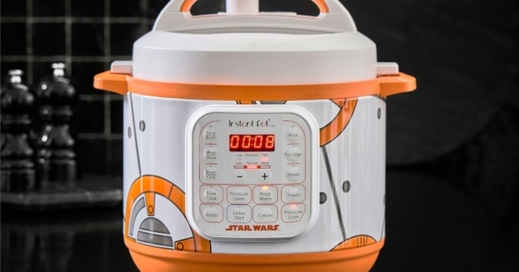 star wars bb8 instant pot