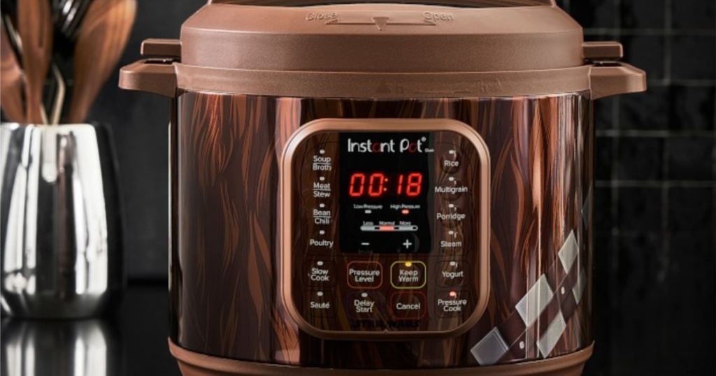star wars chewbacca instant pot