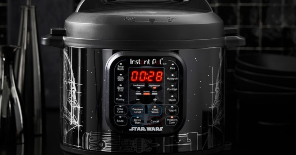 star wars darth vader instant pot