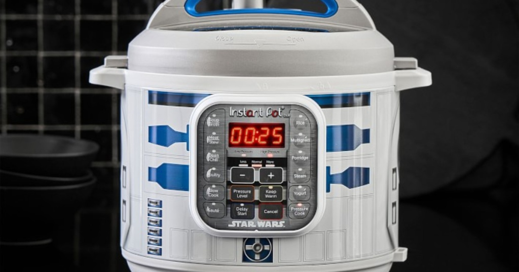 star wars r2d2 instant pot