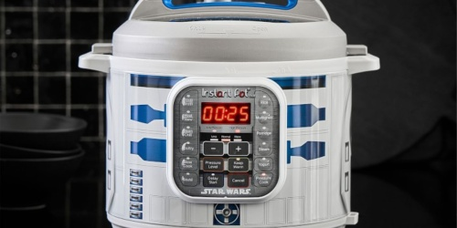 Star Wars R2-D2 6-Quart Instant Pot Duo Just $59.98 Shipped on Amazon (Regularly $100)