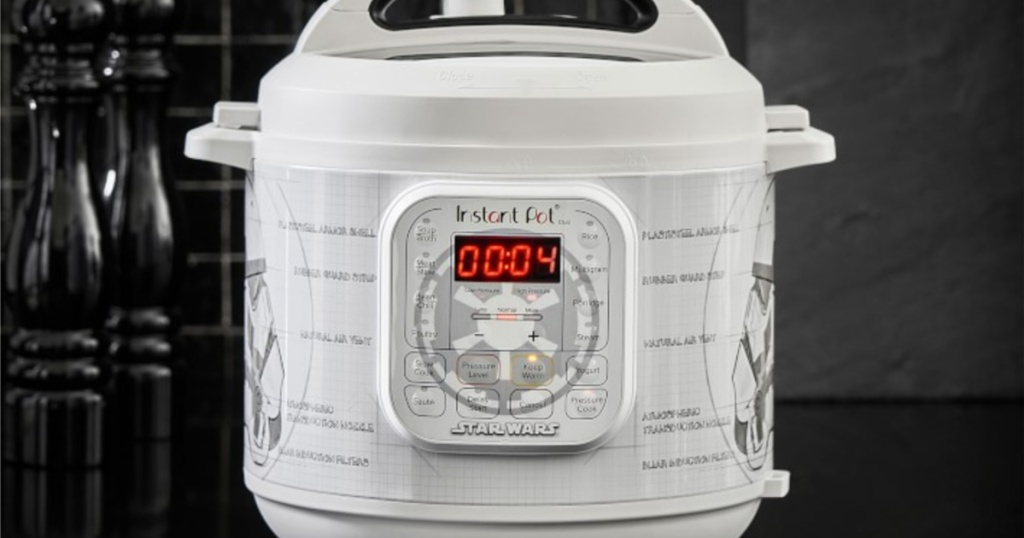 New Star Wars Instant Pot Collection at Williams Sonoma