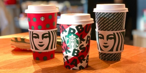 Starbucks Happy Hour: BOGO Free Handcrafted Drinks | 2PM – 7PM Only