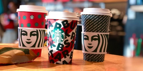 How to Score FREE Starbucks Coffee for Military & Spouses on November 11th