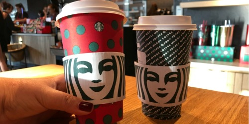Starbucks Happy Hour: BOGO Free Handcrafted Drinks on November 21st