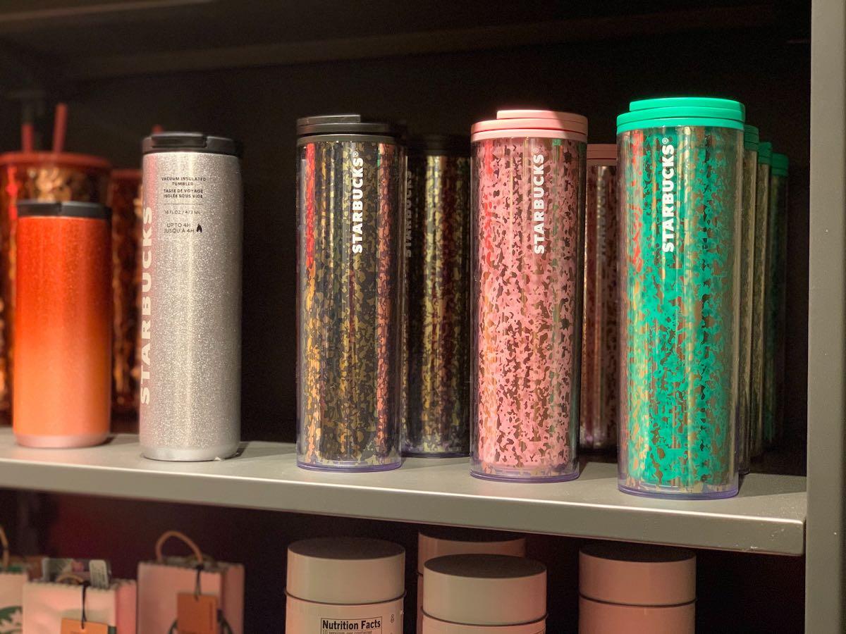 Starbucks Sparkle Cups