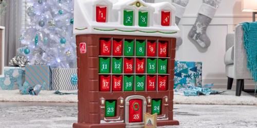Step2 My First Advent Calendar Just $27.99 on Walmart (Regularly $50)