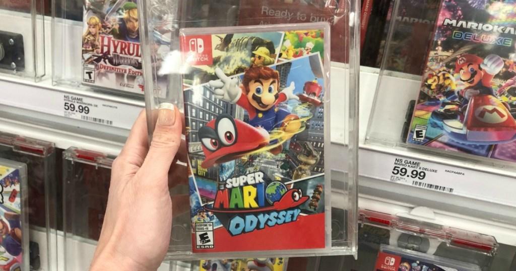 Super Mario Odyssey untuk Nintendo Switch