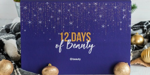 Target 12 Days of Beauty 2019 Advent Calendar Only $19.99 Shipped