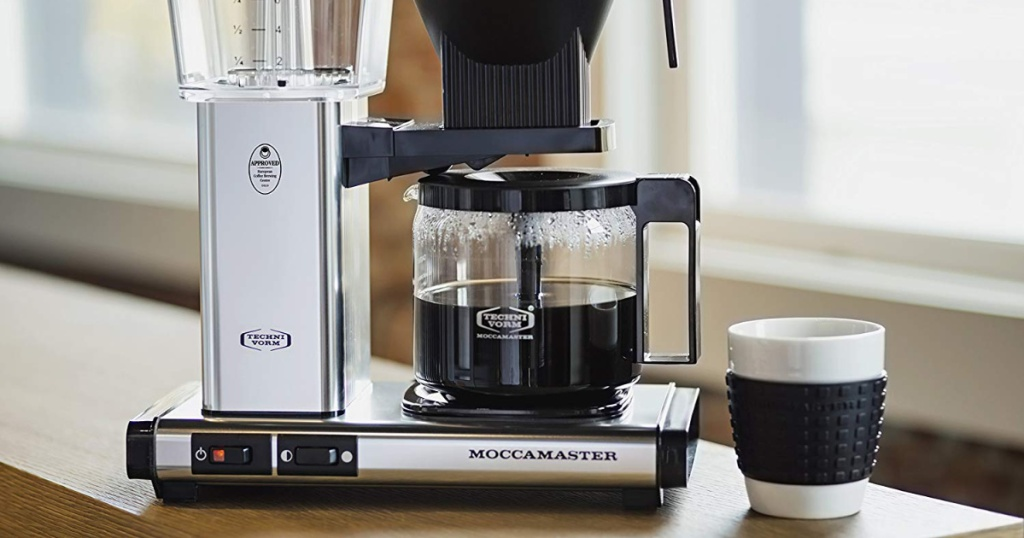 Up To 30% Off Technivorm Moccamaster Coffee Brewers on Amazon | Highly Rated