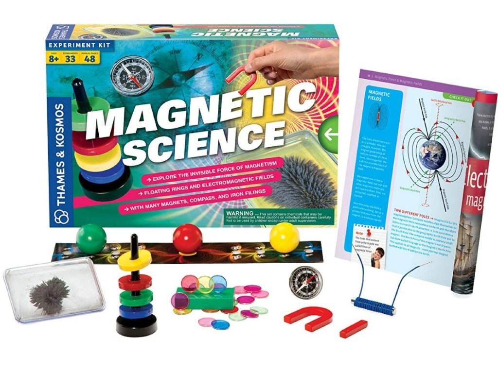 Magnetic Science Kit