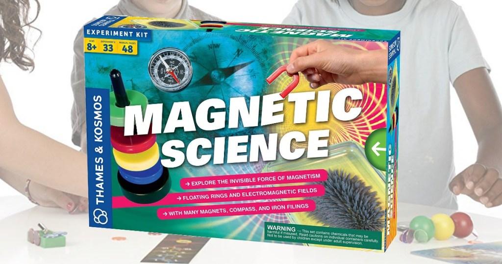Thames & Kosmos Magnetic Science Kit in package