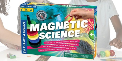 Up to 50% Off Thames & Kosmos Board Games, Science Kits, & More on Amazon