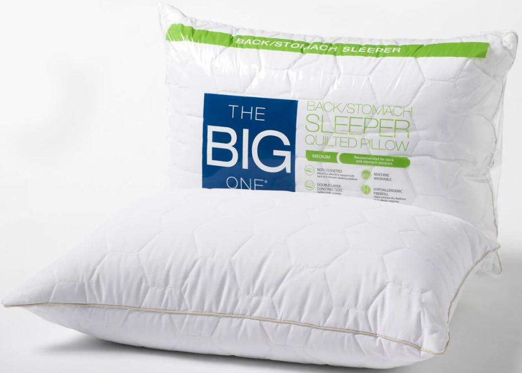 The Big One Pillows