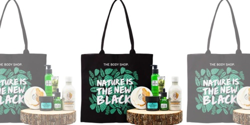 The Body Shop Black Friday Tote Bag Only $49 Shipped ($128 Value)