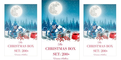 Christmas Box Set: 200+ Stories Kindle eBook Only 49¢ (Regularly $15)