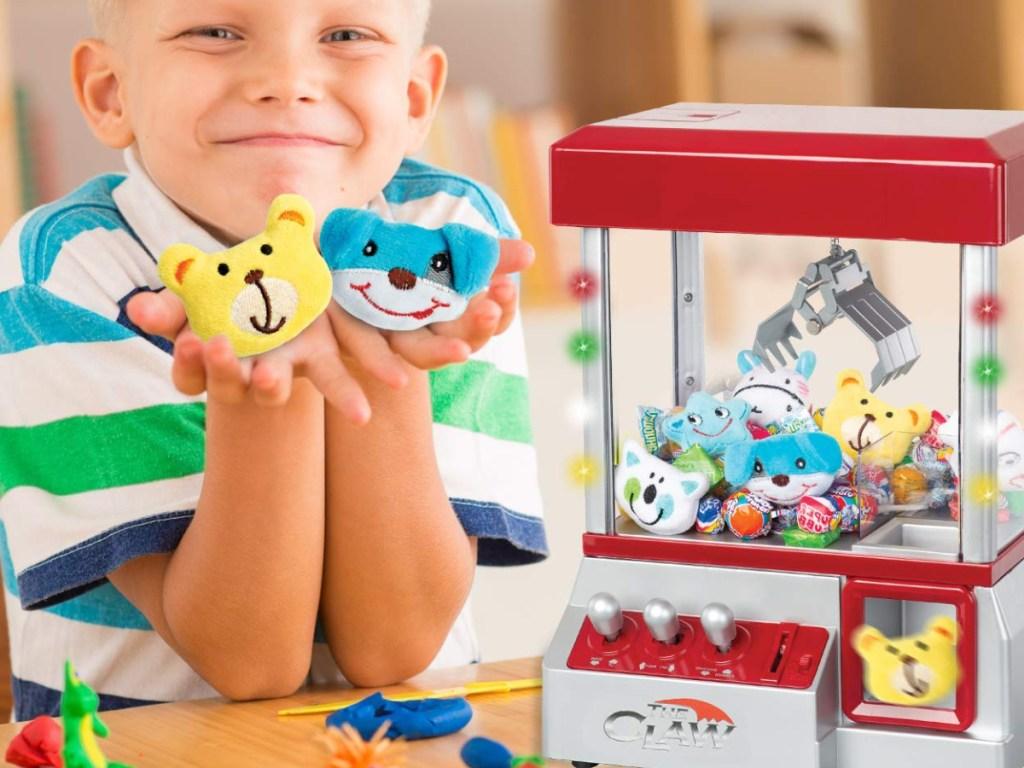 The Claw Toy Grabber Machine