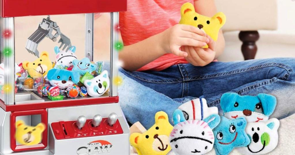 The Claw Toy Grabber Machine2