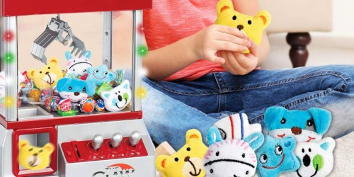 The Claw Toy Grabber Machine w/ Lights & Sounds Only $19.99 at Zulily (regularly $40)
