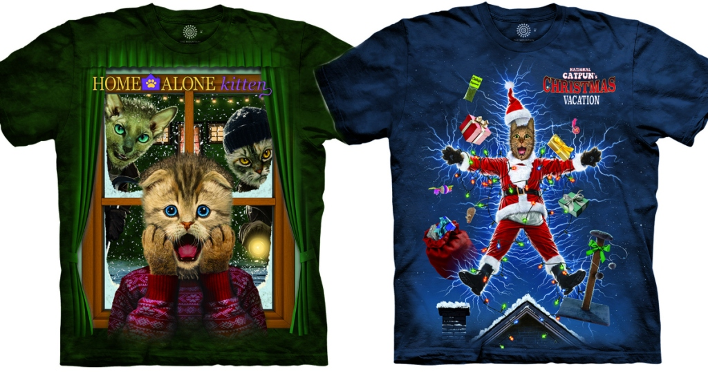 The-Mountain-Holiday-Tees