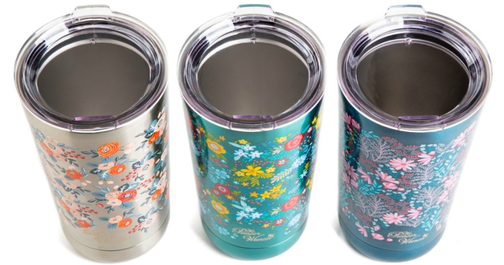 The Pioneer Woman Floral Tumblers