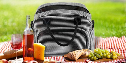 Insulated Thermal Lunch Bag as Low as $13.49 at Amazon | Awesome Reviews
