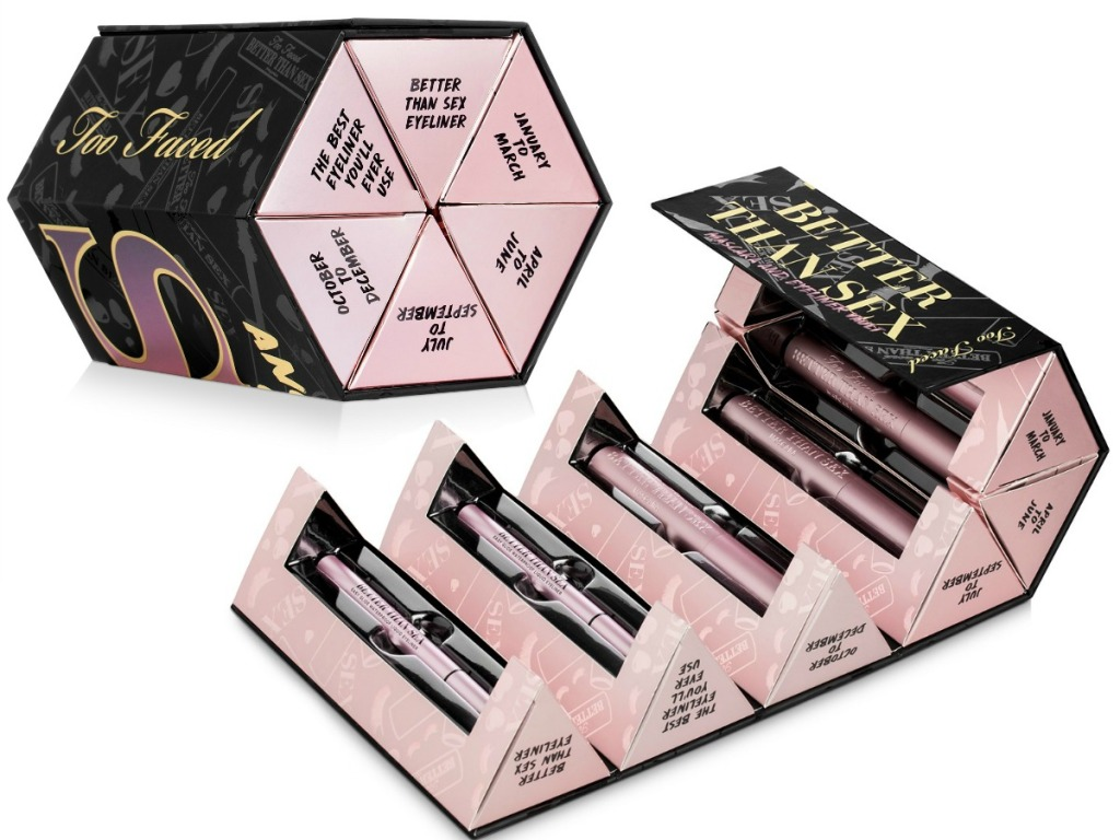 Too Faced Better Than Sex Gift Set