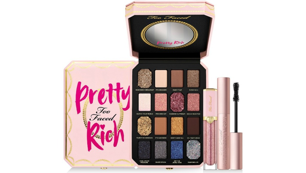 Too Faced Pretty, Sexy, Rich 3-Piece Set