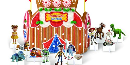 Walmart is Selling a Disney Pixar Toy Story 4 Gingerbread Kit and It's Adorable