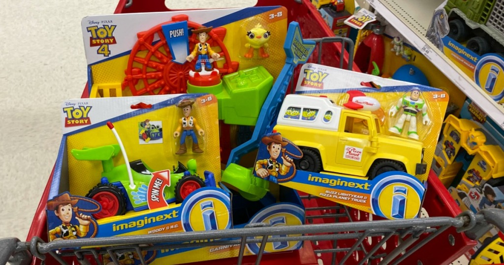 Toy Story Imaginext Toys